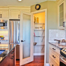 Traditional Kitchen by Milestone Homes