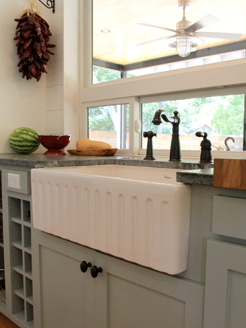 Ideas para cocinas | Fotos de cocinas de estilo de casa de campo con ...