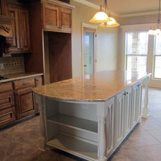 Traditional Kitchen by Anthony Builders