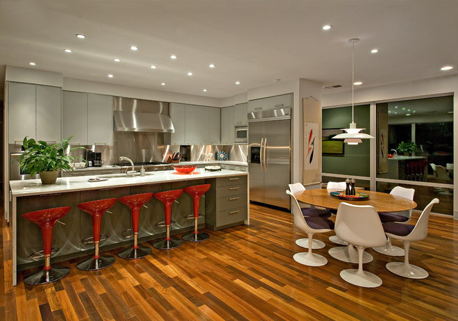 Kitchen by Foursquare Builders