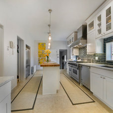 Traditional Kitchen by Teri Fotheringham Photography