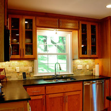 Traditional Kitchen by Built By Design