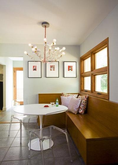 Contemporary Kitchen by Home Design & Decor Magazine