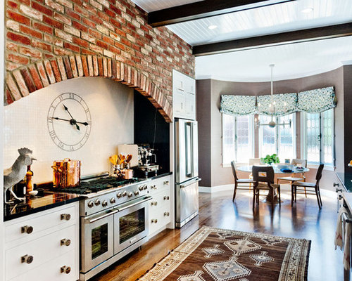 Kitchen Without Island Home Design Ideas, Pictures ...