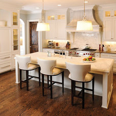 Traditional Kitchen by Castle Homes