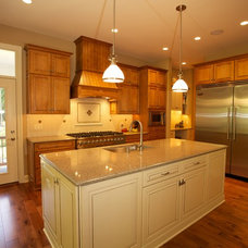 Traditional Kitchen by David C Bos Homes
