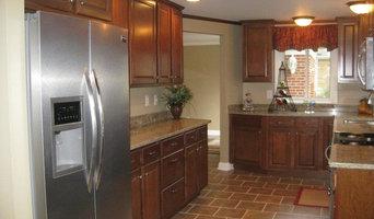 2012 House Renovation - Living Room & Kitchen