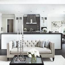 Contemporary Kitchen by Milestone Custom Homes