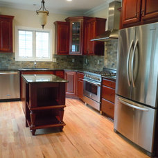 Traditional Kitchen by Dion's Plumbing & Heating, LLC