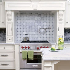 Traditional Kitchen by Imperial Tile & Stone