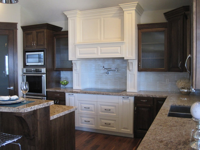 Traditional Kitchen by Charleston Kitchen and Bath
