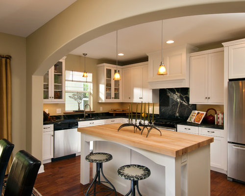 kitchen cabinets with arch design arch living room houzz 21398