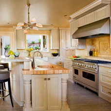 Traditional Kitchen by The WhiteHouse Collection