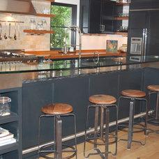 Modern Kitchen by Anchor-Ventana Glass