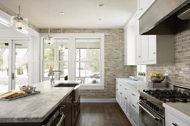 Contemporary Kitchen by DiGiacomo Homes & Renovation