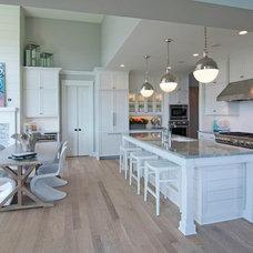 Transitional Kitchen by Carl M. Hansen Companies