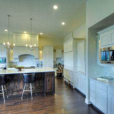 contemporary kitchen by Adam Wilson Custom Homes