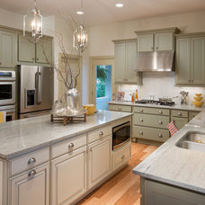 Kitchen by Compass Homes