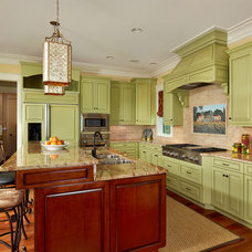 Traditional Kitchen by Priester's Custom Contracting, LLC