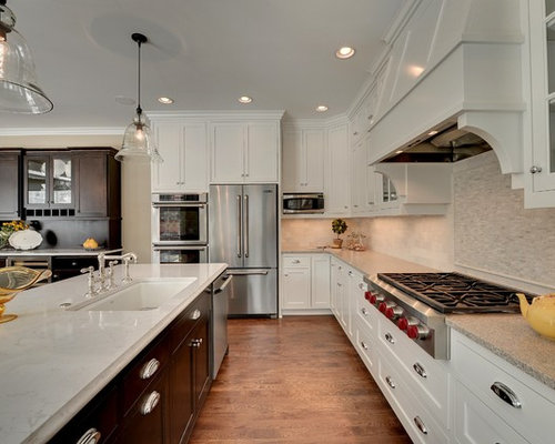 Best Traditional Gas Ranges And Electric Ranges Home Design Design Ideas & Remodel Pictures   Houzz