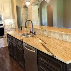 Traditional Kitchen by McKinney Homes LLC