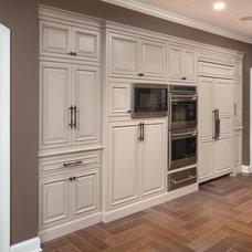 Kitchen by Nicholson Builders