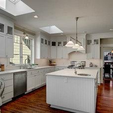 Contemporary Kitchen by Rosichelli   Design