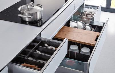 10 idées de génie pour mieux ranger les couvercles en cuisine