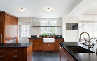 A Kitchen Opens Up for a D.C. Show House