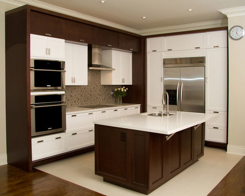 Best Affordable Large Kitchen Design Ideas & Remodel Pictures | Houzz