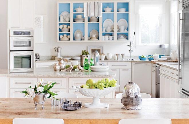 Contemporary Kitchen by Raji RM & Associates
