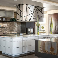 Contemporary Kitchen by Marc-Michaels Interior Design
