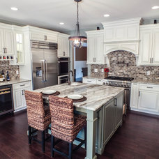Kitchen by Otero Signature Homes