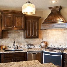 Kitchen by Moffitt Built