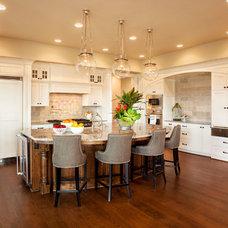 Transitional Kitchen by Westlake Development Group, LLc