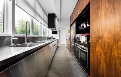 How to Design a Galley Kitchen That Works