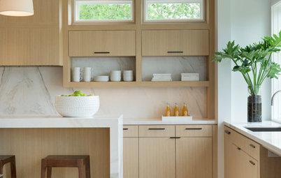 9 Paraschizzi che Funzionano con la Tua Cucina Bianca