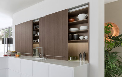 Spotted! 20 Remarkable Kitchen Cabinet Designs