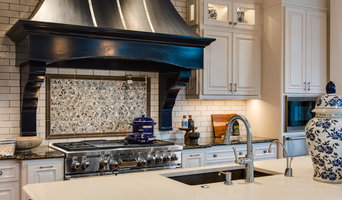 2015 Street of Dreams Highland Couture Home - Kitchen
