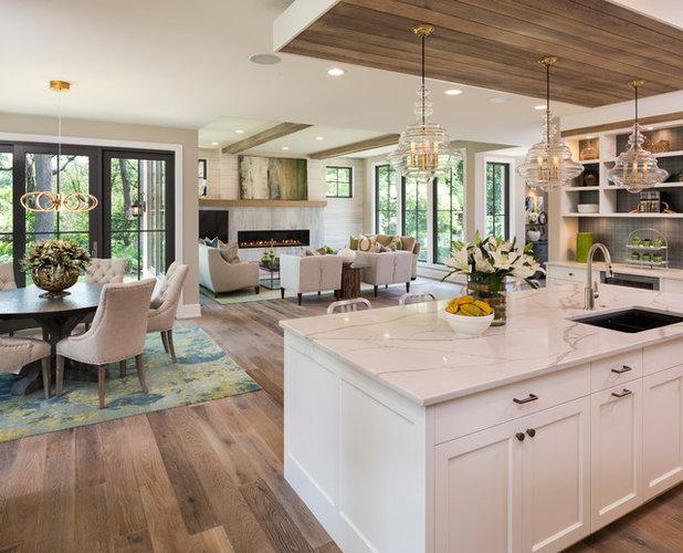 Pregunta al experto: 10 trucos para abrir la cocina al resto de la casa