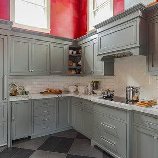 2016 Boston Junior League Show House Kitchen