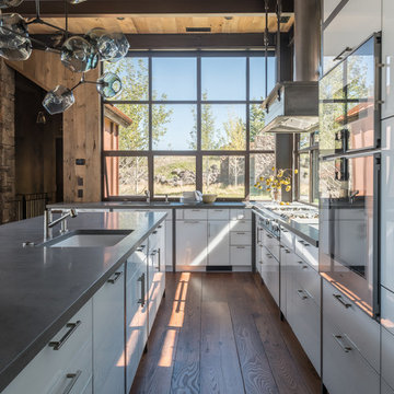 2016 Mountain Living House Of The Year Kitchen
