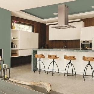Contemporary kitchen appliance - Kitchen - contemporary kitchen idea in Other