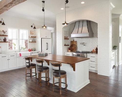 2016 U Shaped Kitchen Design Ideas Amp Remodel Pictures Houzz