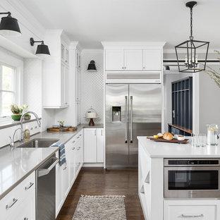 Idéer för lantliga kök
