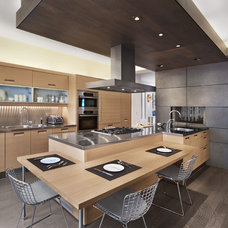 Contemporary Kitchen by Blender Architecture