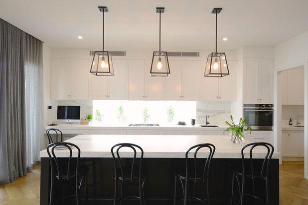 Victorian Kitchen by Paul Di Stefano Design