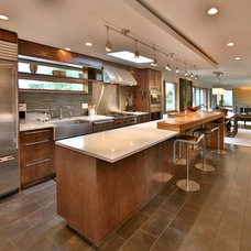 Contemporary Kitchen by Dana Austin Griggs | Real Estate Group