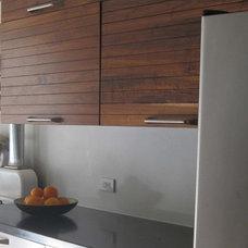 Modern Kitchen by Martine Paquin Design