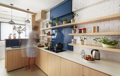 Kitchen Tour: Food is the Language of Love in This HDB Cookspace